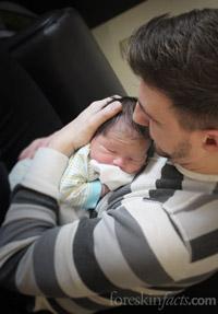 Nathan and son