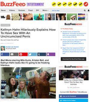 Bad Moms Buzzfeed