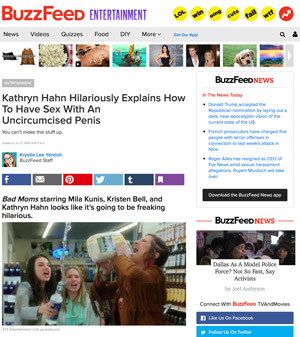 Bad Moms Buzzfeed