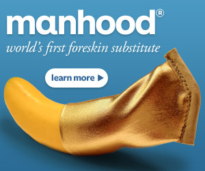 manhood foreskin substitute